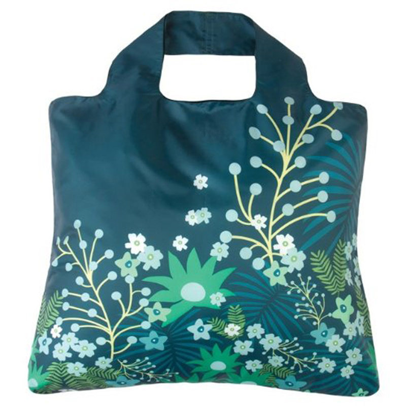 Top Quality Promotional Handled Style Foldable Reusable Shopping Eco friendly Tote Bag with pouch Featured Image
