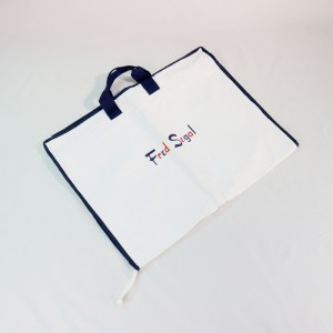 Wholesale Price China Clear Dress Cover - natural cotton personalised garment bag for dress shirt  – Fei Fei