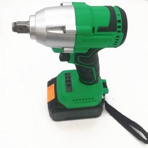China Factory for Electric Cordless Drill - Cordless Impact Wrench – FEIHU