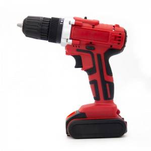 Quality Inspection for Handheld Cordless Drill - 21V Lithium battery power drill – FEIHU