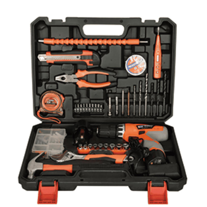 High Performance  Cordless Impact Driver Drill - Tools Set – FEIHU