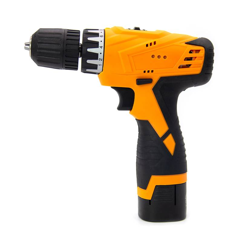 Super Lowest Price 18v Lithium Ion Drill - 16.8V Lithium battery power drill – FEIHU