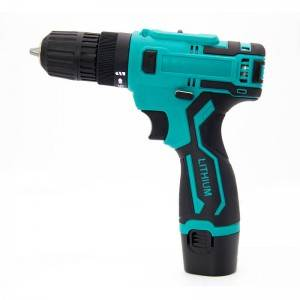 12V Lithium battery power drill