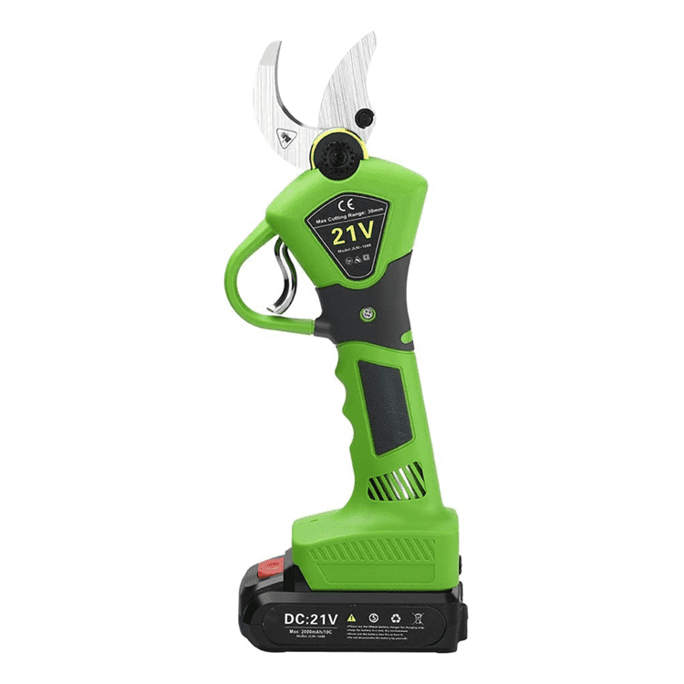 excellent look  efficient  cordless  power  scissor rechargeable  lithium battery  21v