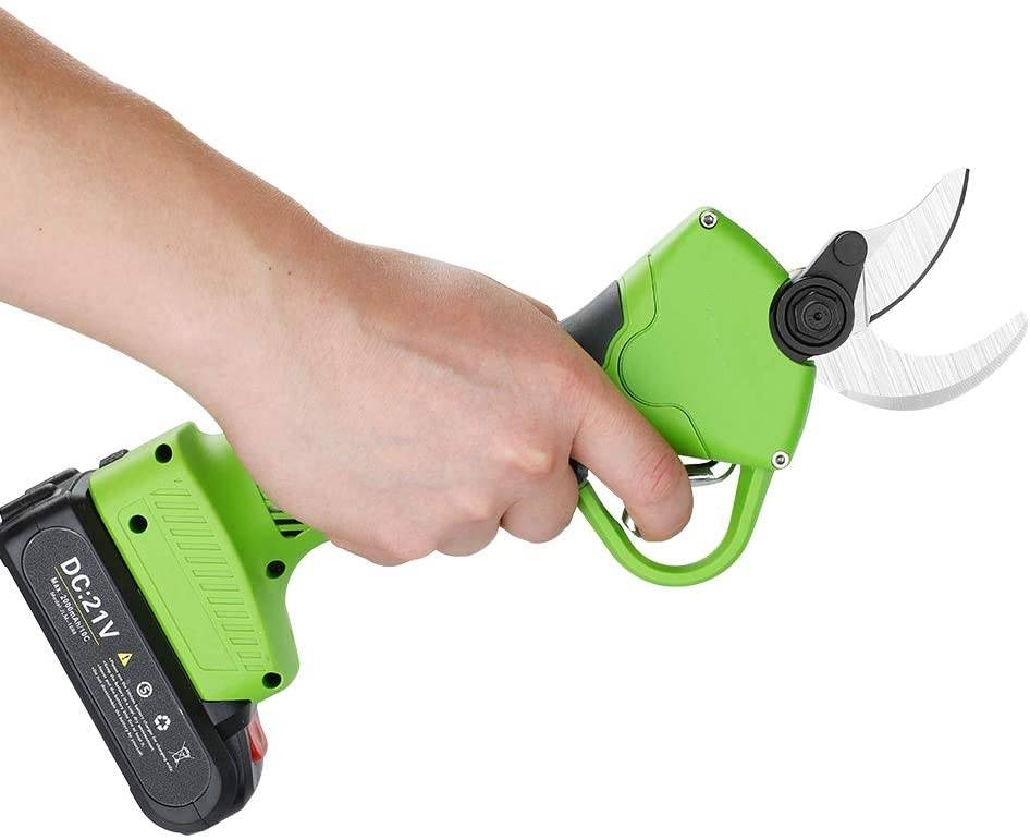 hot selling chinese  invention   cordless  power  scissor rechargeable  lithium battery  21v