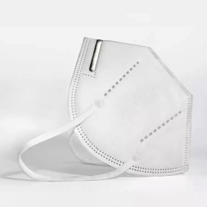 Well-designed White Surgical Mask - N95 protective mask – Felix