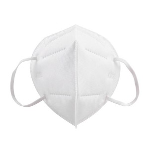 Factory directly 3 Ply Non Woven Face Mask - KN95 mask 5 layers – Felix