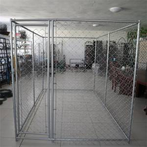 Bottom price Hunting Dog Kennels - CHAINLINK KENNEL – S D