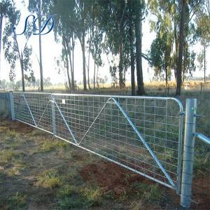 Factory supplied Horse Fence Gate - FARM GATE – S D