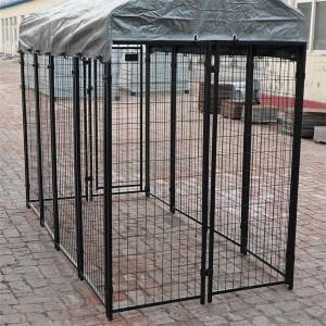 Super Lowest Price Dog Travel Kennel - WELDED KENNEL – S D