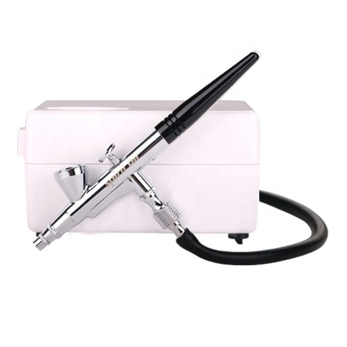 Multiple Function Airbrush Paint Set Single Action Spraying Gun Makeup Tattoo Art Fact Paint Cake Decorating Coloring