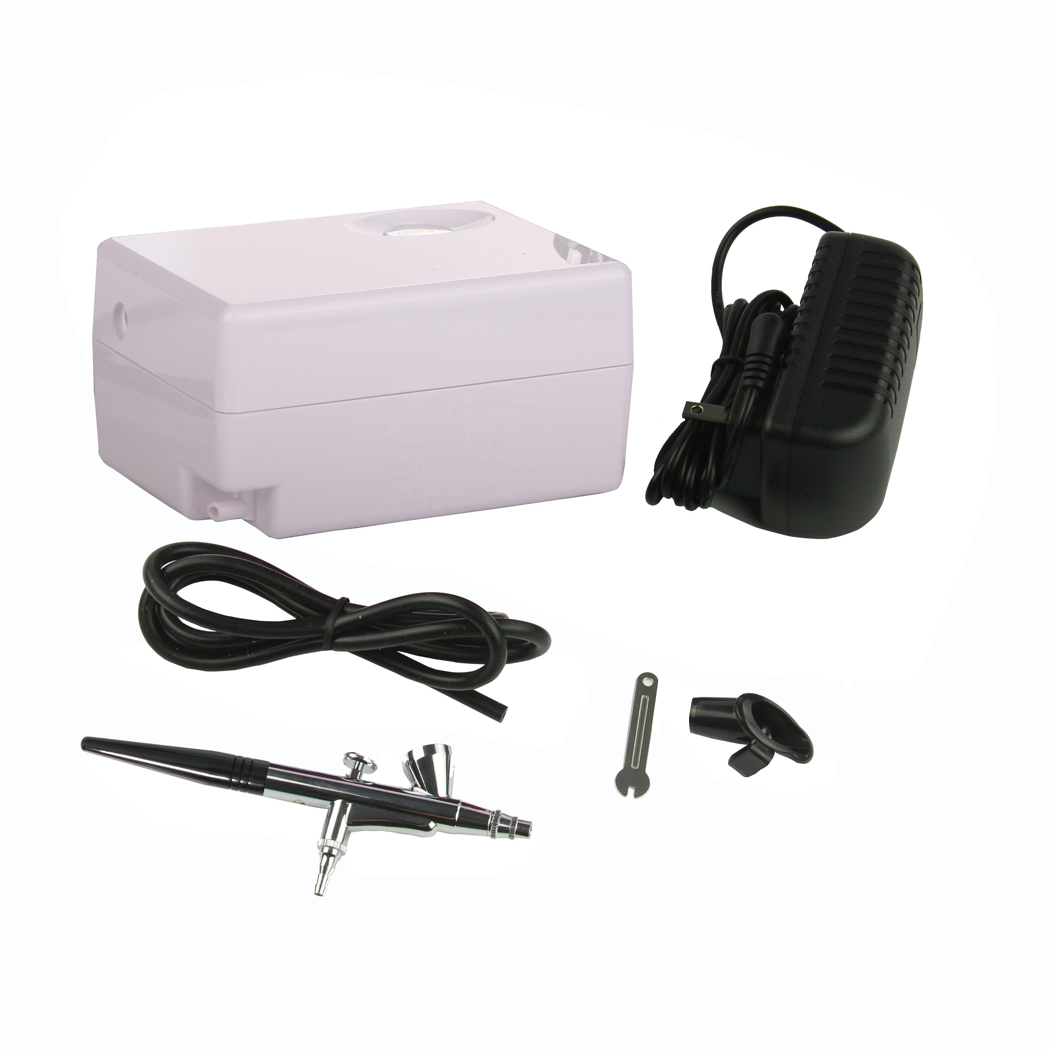 Airbrush Makeup Mini Air Compressor