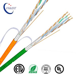 Cat.6A U-FTP Lan Cable