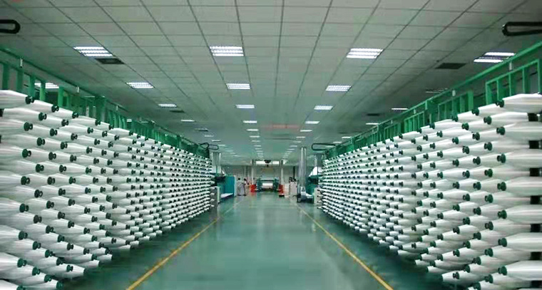 Electronic yarn is a high-end glass fiber product, and the technical barriers of the industry are very high
