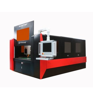 Excellent quality Cnc And Laser Engraver - Big size 3D  Inner Engraving Machine – Suntop