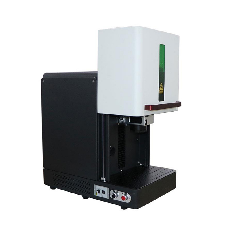 Portable enclosed fiber laser marking machine (ST-FL20PF)