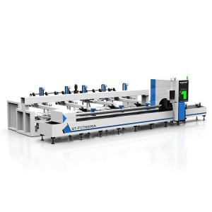 Low price for Industrial Laser Cutter Machine - Fully automatic laser tube cutting machine – Suntop