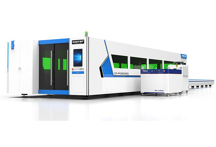 Full Enclosed Fiber Laser Cutting Machine