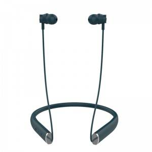 FITHEM KS-017 wireless neckband Bluetooth headphone type-c plug battery can support large-capacity game headphone