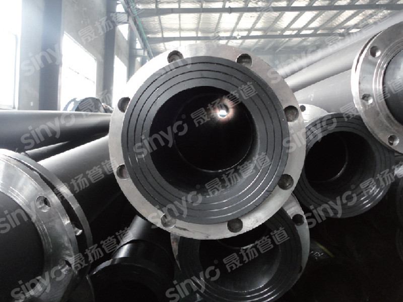 Factory wholesale Pipe For Gas Supply - HDPE Coal Mine Underground Pipe – Shengyang