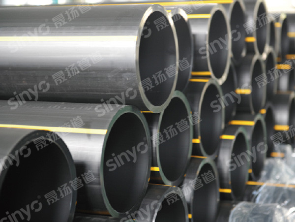 Wholesale Price Hdpe Pipes For Water And Gas In Biodigester - HDPE gas pipe – Shengyang