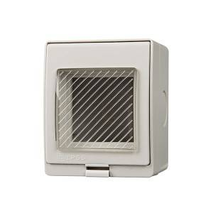 ADL55-1GS-ES 1 Gang IP55 Series Waterproof Socket Shell