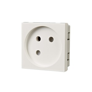 Professional China Wall Mounted Double Socket - Israel socket – Feilifu detail pictures