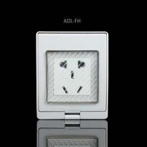 Big Discount Desk Power Outlet - IP55 Series Waterproof Surface Switch+Pin Socket  – Feilifu