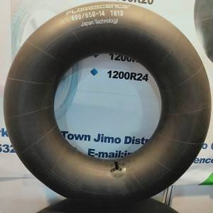Light truck and car inner tube 600/650-14