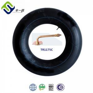 2018 Good Quality Otr Inner Tube - Brand New OTR Inner Tube 26.5-25 Natural Rubber Tubes  – Florescence