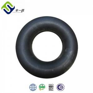 16×6.50-8 Inner Tube with Straight Valve Stem for ATV Tire Tube