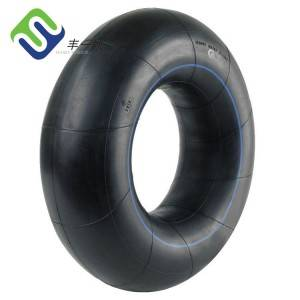 Reasonable price 18×8 50×8 Inner Tube - Florescence 11.2/12.4-24 Butyl Rubber Farm Tractor Tires Inner Tube  – Florescence