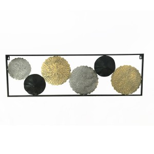 Custom Printed Decorative metal Wall Hanging with laser cut