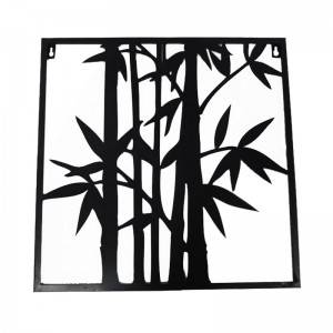 High quality custom bamboo abstract wall art for children room