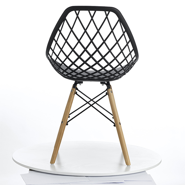 2020 China New Design Chair Dining Room Chairs - Plastic Chair F805# – Forman