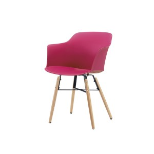 Discountable price Plastic Cafe Chair - Plastic chair-BV# – Forman