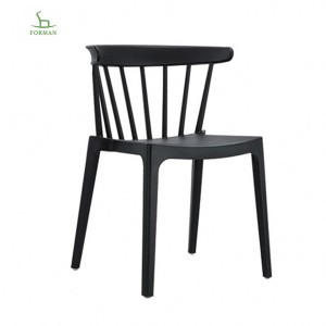 Factory selling Chairs Stackable - Plastic Chair – 1728# – Forman