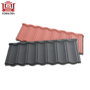 Terracotta Red Concrete Steel Roof Tile Metal Roofing Sheets Prices Spanish, Roof Tiles In Kerala Price