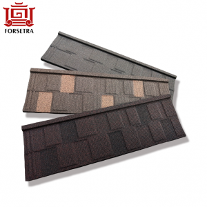 Hot Sale In Kenya Stone Coated Metal Roof Tile/Kenya Aluminum Roof Tile Price