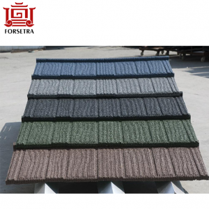 Best Quality Bond And Classic New Zealand Stone Coated Roofing Sheet shingle tile