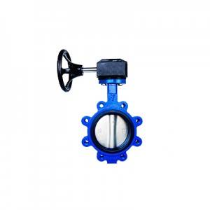FO1-BV1LT-3G(Lugged type Butterfly Valve–Gear box Operation)