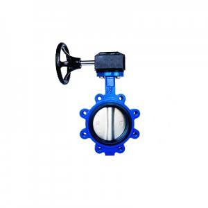 FO1-BV1LT-2G(Lugged type Butterfly Valve–Gear box Operation)