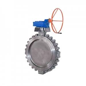 FDO4-BV1-3L(High performance butterfly valve)
