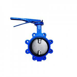 FO1-BV1LT-1L(Lugged type Butterfly Valve–Handle Operation)