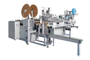8.5kw Computerized Face Mask Manufacturing Machine