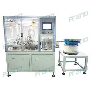 1200pcs/Hours Automatic Assembly Machine For Lock Cylinder
