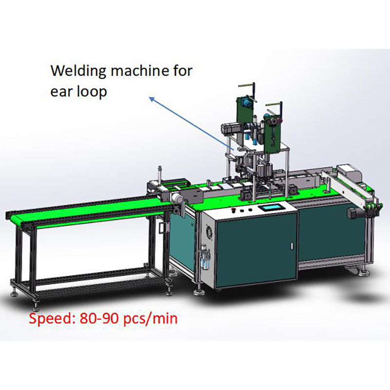 Fully Auto Ear Loop Welding Machine Featured Image