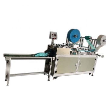 Medical Pollution Mask Making Machine With Aluminium Alloy Structure Featured Image