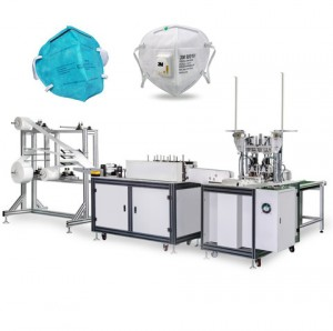 Automatic Ear Loop Face Mask Making Machine