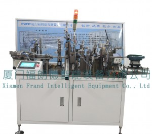 1200pcs/h Automatic Dispensing Machine For Buzzer